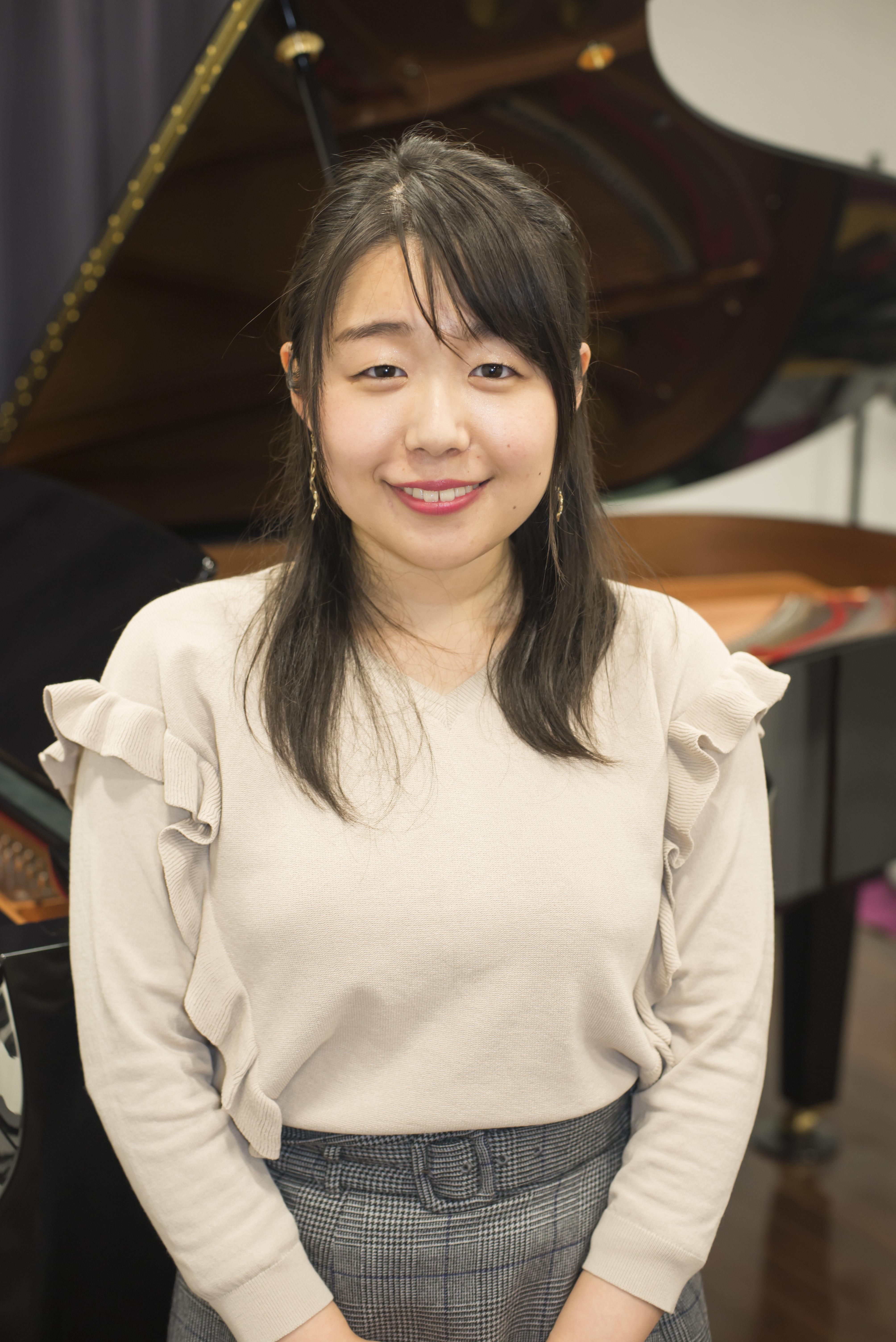 黒田 陽香 先生の写真