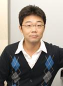 金田 栄輝 先生の写真